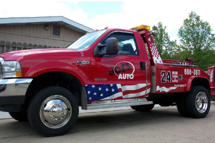 Stow Auto Towing
